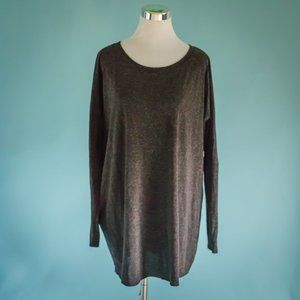 Silence + Noice Urban Outfitters L Marl Tunic Top
